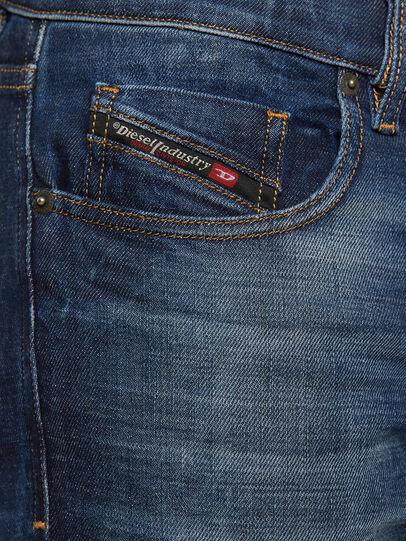Diesel - D-Strukt 009GQ, Dark Blue - Jeans - Image 3