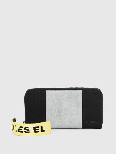 Diesel - 24 ZIP LOOP,  - Continental Wallets - Image 1