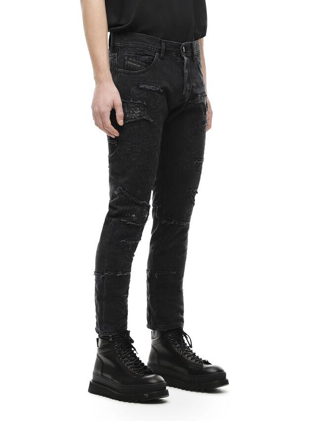 Diesel - TYPE-2813E, Black Jeans - Jeans - Image 3