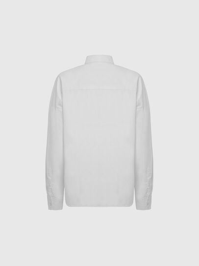 Diesel - S-LOOMY-A, White - Shirts - Image 2
