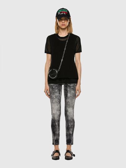 Diesel - M-ABBIE, Black - Knitwear - Image 5