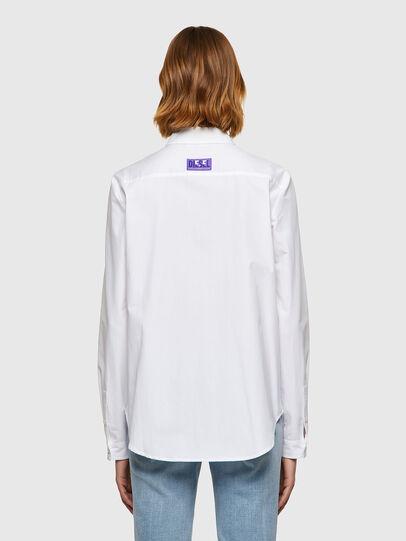 Diesel - C-VOILE, White - Shirts - Image 2