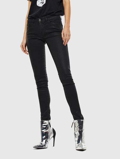 Diesel - Slandy 069JT, Black/Dark grey - Jeans - Image 1