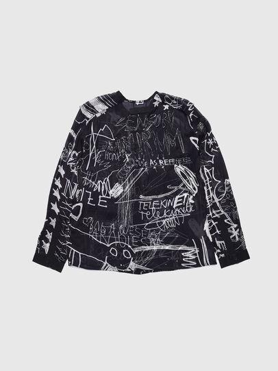 Diesel - CSAKURA, Black - Shirts - Image 2