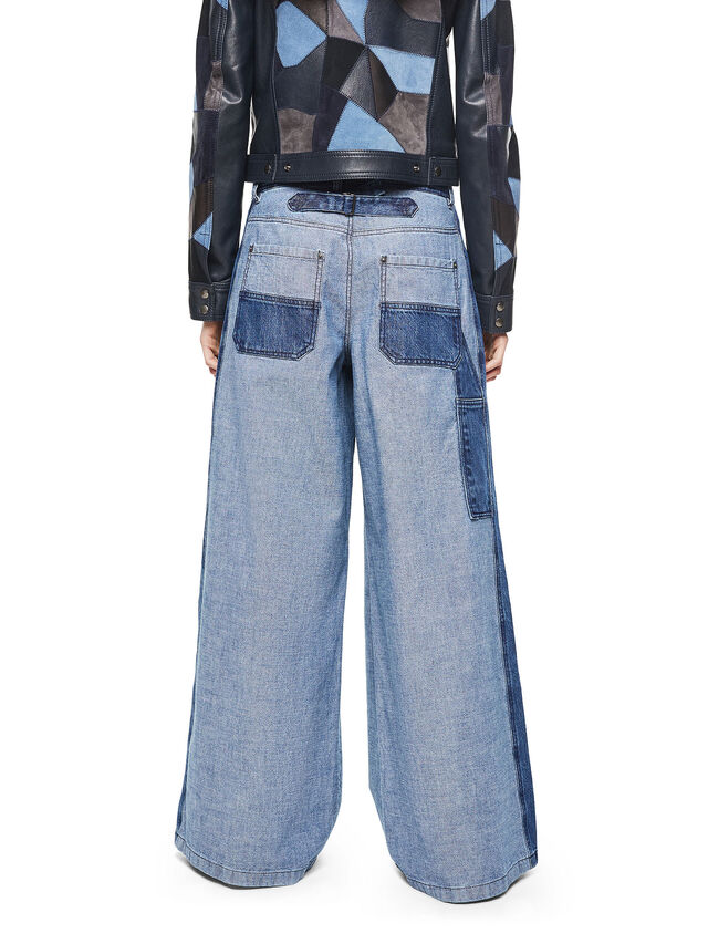 Diesel - TYPE-1907, Blue Jeans - Jeans - Image 2