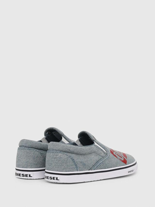 Diesel - SLIP ON 21 DENIM YO, Blue Jeans - Footwear - Image 3