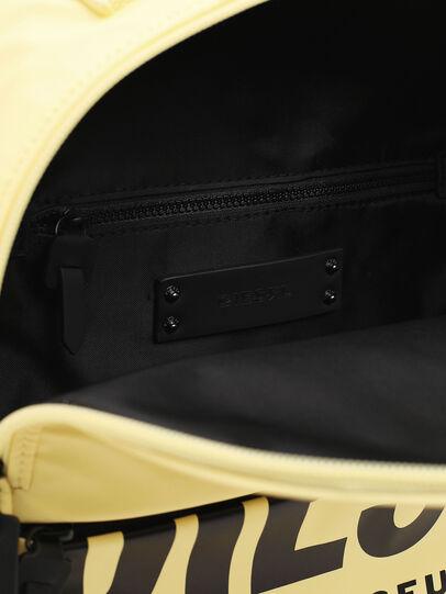 Diesel - F-BOLD BACK FL, Light Yellow - Backpacks - Image 5