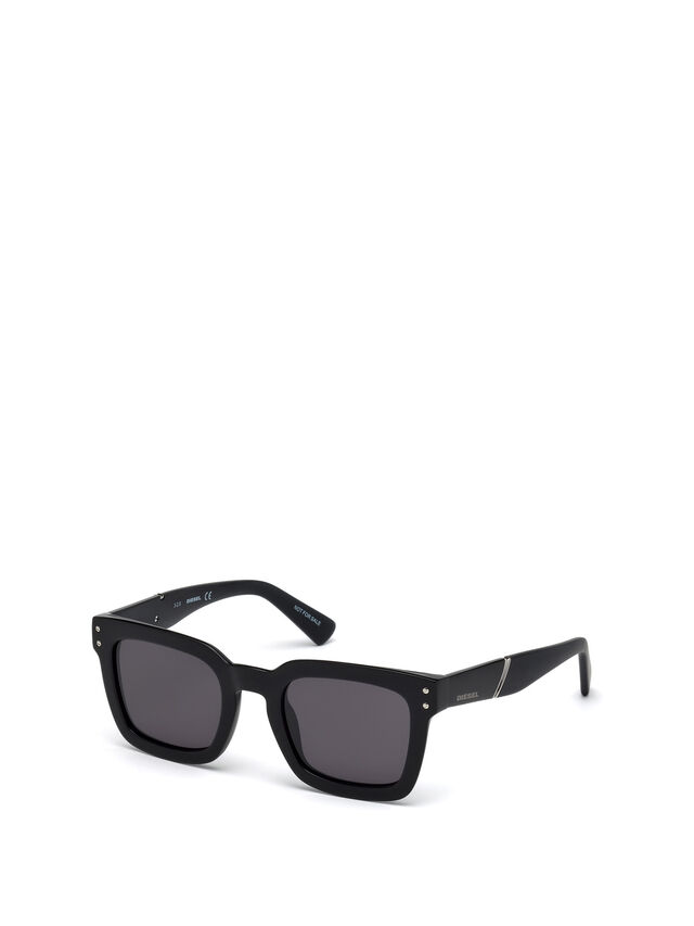 Diesel - DL0229, Black - Sunglasses - Image 6