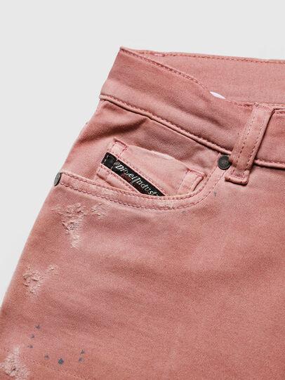 Diesel - MHARKY-J JOGGJEANS, Pink - Jeans - Image 3