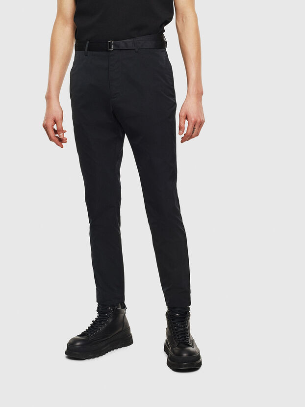 P-LOST-NP, Black - Pants