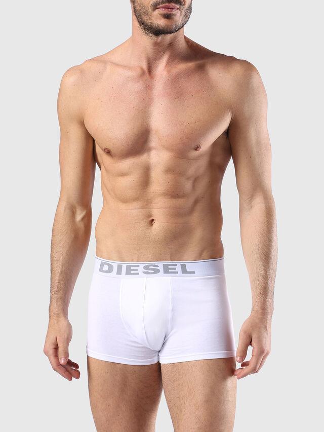 Diesel UMBX-KORYTWOPACK, White - Trunks - Image 2