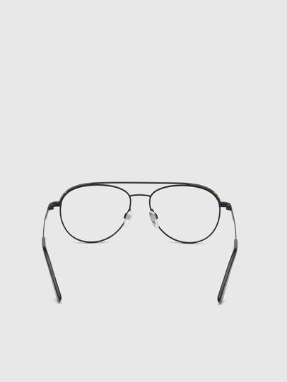 Diesel - DL5305, Yellow - Eyeglasses - Image 4