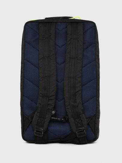 Diesel - MALU, Black/Blue - Backpacks - Image 2