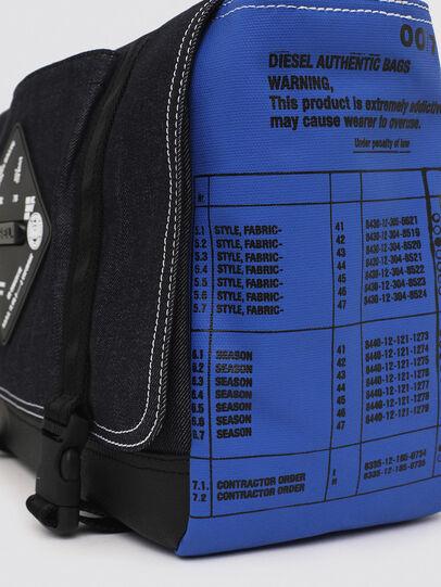 Diesel - VENESSENGER, Dark Blue - Crossbody Bags - Image 5