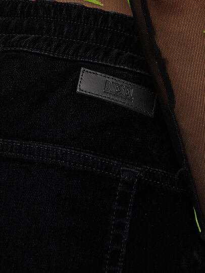Diesel - KRAILEY JoggJeans® 069TB, Black/Dark grey - Jeans - Image 4