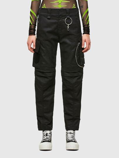Diesel - D-Kiki JoggJeans® 069TU, Dark Blue - Jeans - Image 1