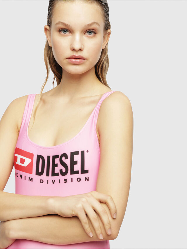 Diesel - BFSW-FLAMNEW, Pink - Swimsuits - Image 3