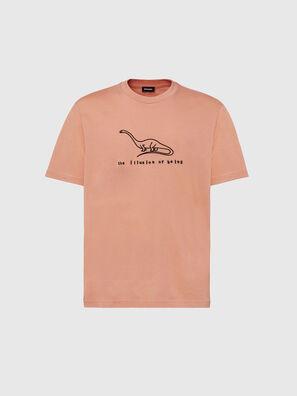 T-JUST-X61, Pink - T-Shirts