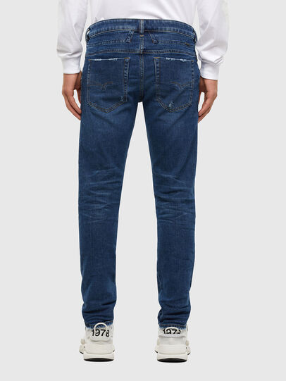Diesel - D-Bazer 009DE, Dark Blue - Jeans - Image 2