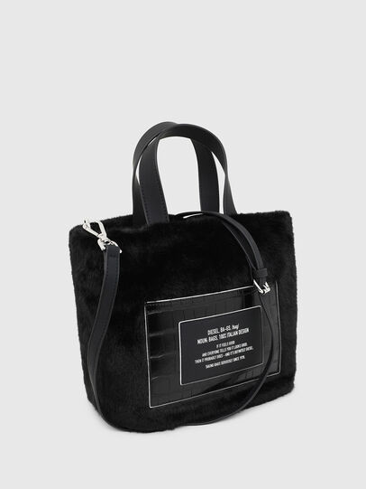 Diesel - PUMPKIE, Black - Satchels and Handbags - Image 4