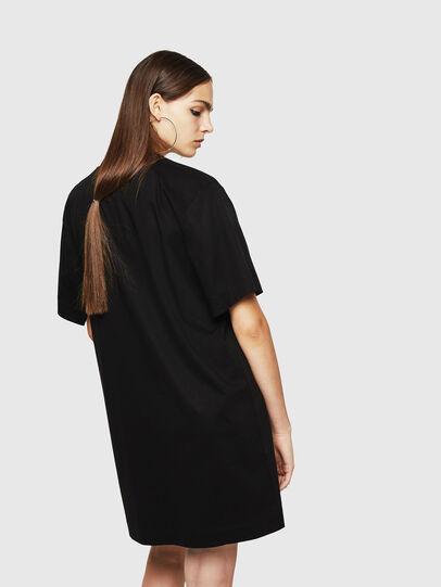 Diesel - D-FELIXER, Black - Dresses - Image 2