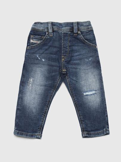 Diesel - KROOLEY JOGGJEANS-B-N, Medium blue - Jeans - Image 1