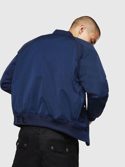 Diesel - J-SHOJI, Blue - Jackets - Image 2