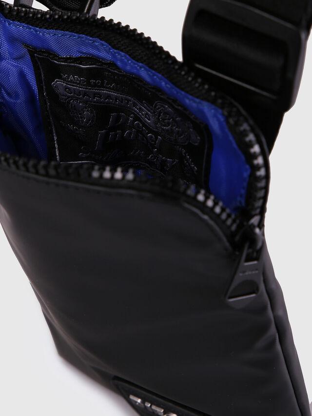 Diesel F-DISCOVER SMALLCROS, Black - Crossbody Bags - Image 3