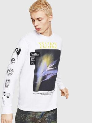T-JUST-LS-A3,  - T-Shirts