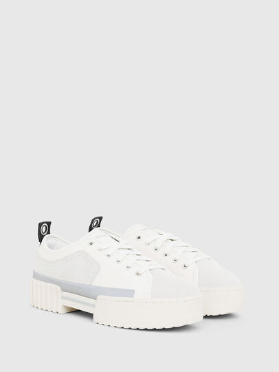Diesel - S-MERLEY LOW, White - Sneakers - Image 2