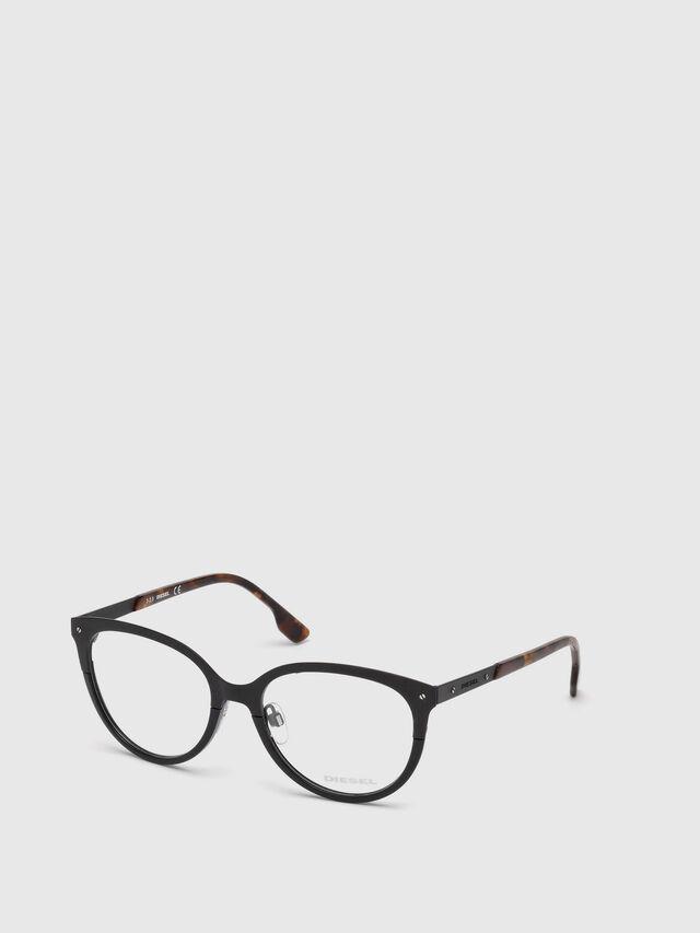 Diesel DL5217, Black - Eyewear - Image 4