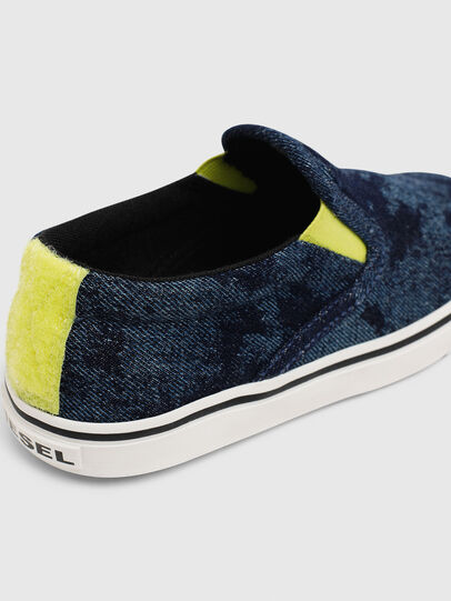 Diesel - SN SLIP ON 01 LC CH, Blue - Footwear - Image 4