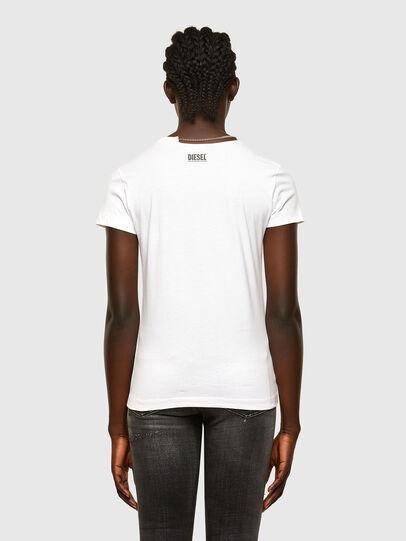 Diesel - T-CHAIN, White - T-Shirts - Image 2