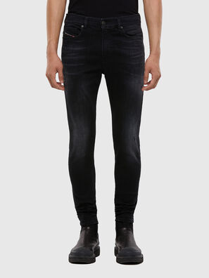 D-Amny 0092B, Black/Dark grey - Jeans