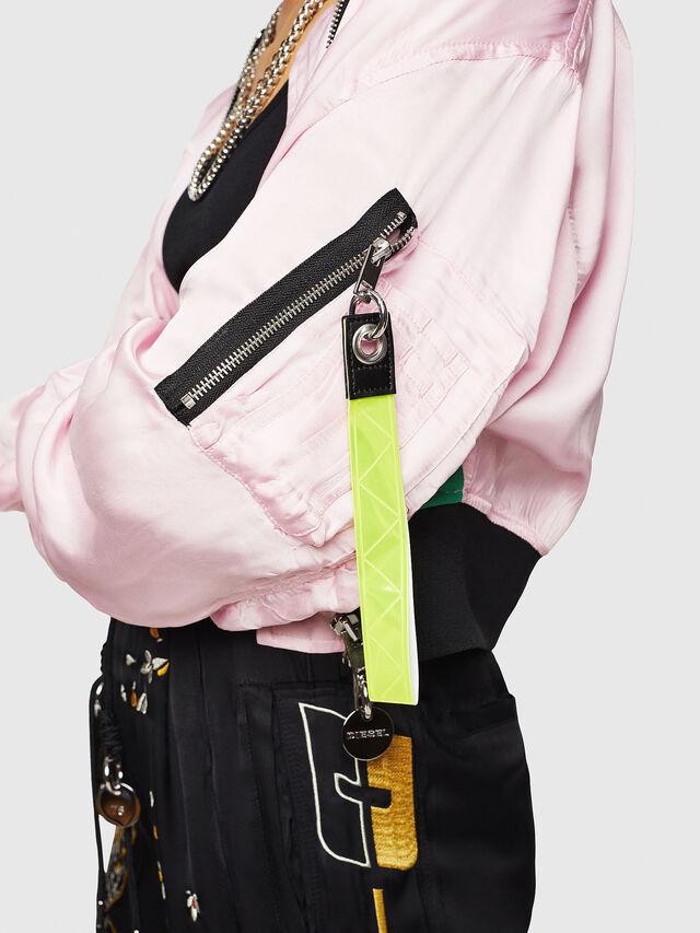 Diesel - G-KINSLEE-A, Pink - Jackets - Image 4