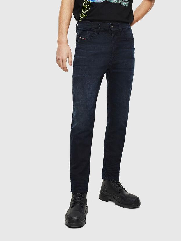 D-Eetar 084AY, Dark Blue - Jeans