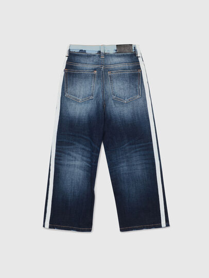 Diesel - WIDEE-J, Medium blue - Jeans - Image 2