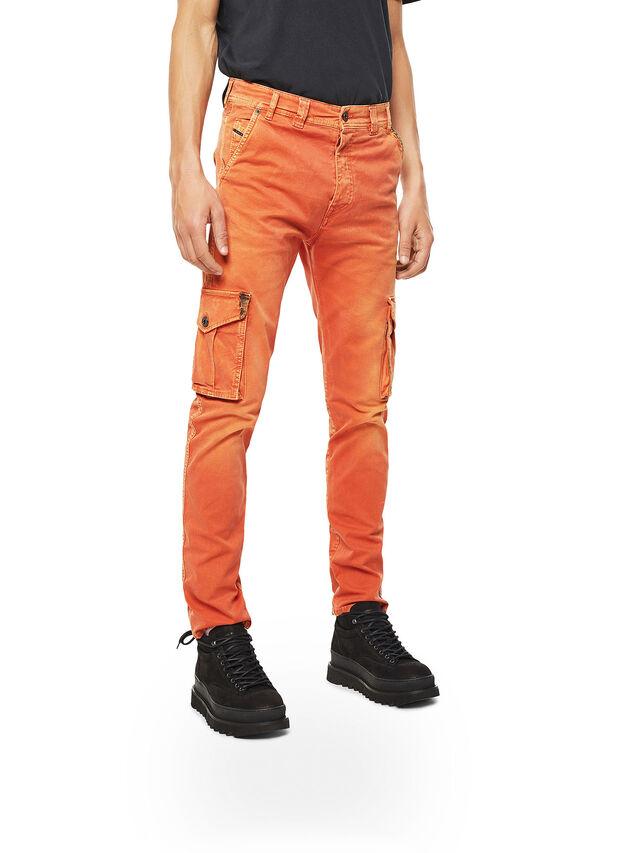 Diesel - TYPE-2910, Orange - Jeans - Image 3