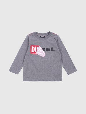 TOQUEB-R, Grey - T-shirts and Tops