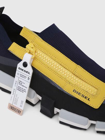Diesel - H-PADOLA LOW ZIP,  - Sneakers - Image 4