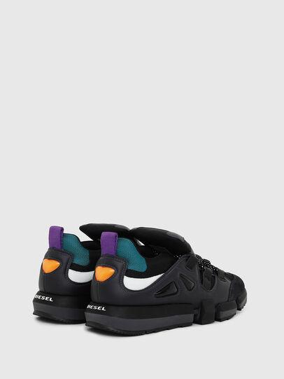 Diesel - H-PADOLA LOW S, Black - Sneakers - Image 3