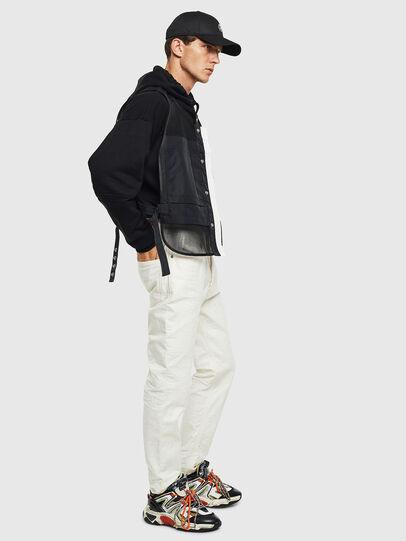 Diesel - D-Eetar 0078Z, White - Jeans - Image 4
