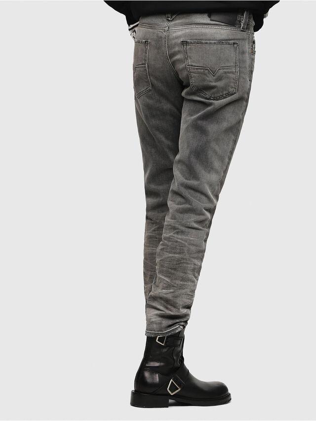 Diesel - Larkee-Beex 088AF, Black/Dark grey - Jeans - Image 2