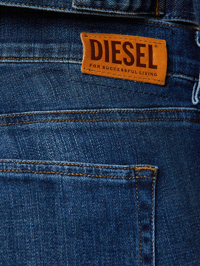 Diesel - D-Ebbey 086AM, Medium blue - Jeans - Image 4