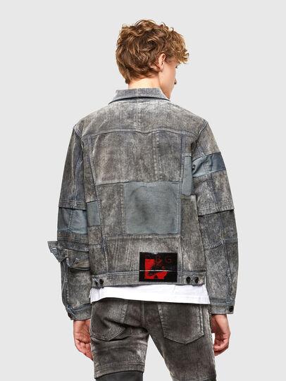 Diesel - JHILL, Grey - Jackets - Image 2