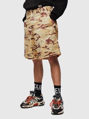 P-BERT, Beige - Shorts