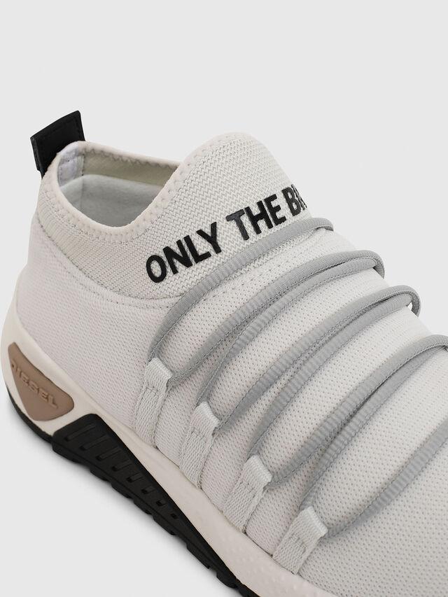 Diesel - S-KB SL II, White - Sneakers - Image 4