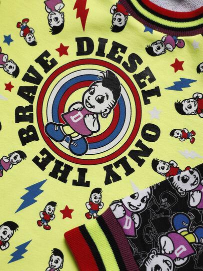 Diesel - DISSAB-R, Yellow/Black - Dresses - Image 3