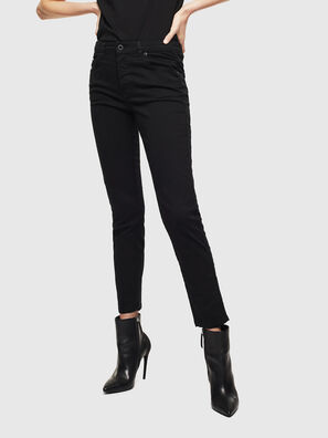 Babhila 069EI, Black/Dark grey - Jeans