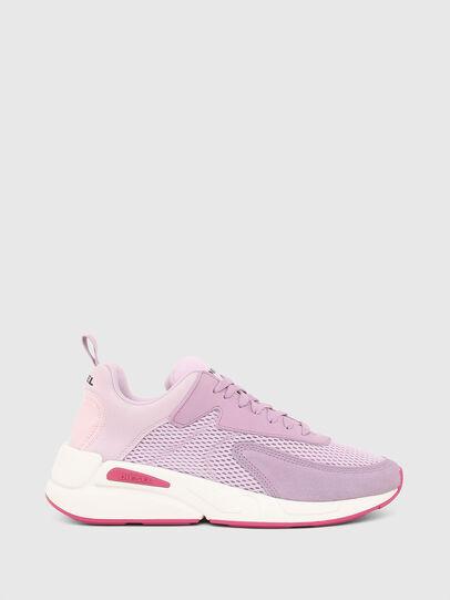 Diesel - S-SERENDIPITY LOW CU, Lilac - Sneakers - Image 1
